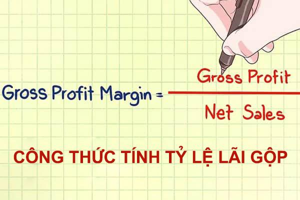 Cách tính tỷ suất lợi nhuận gộp
