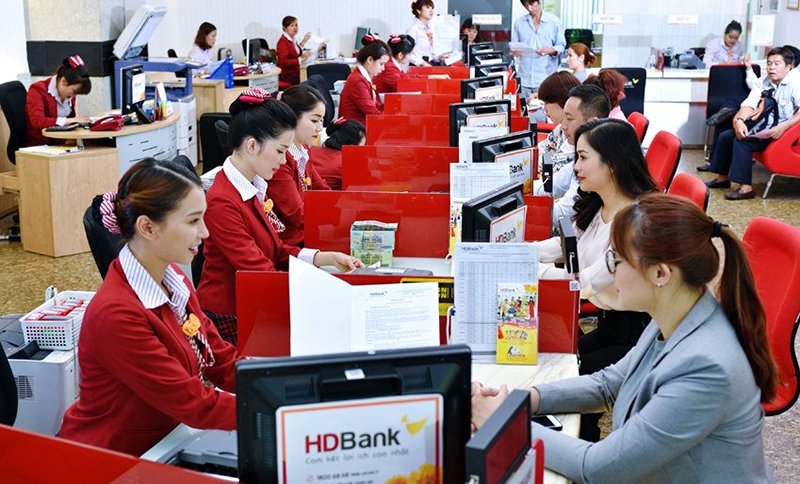 HDbank là ngân hàng gi?