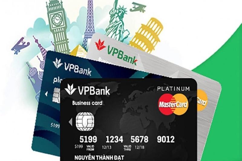 Ngân hàng VPBank cung cấp đa dạng các sản phẩm dịch vụ